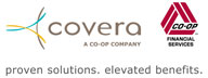 Covera CO-OP Financial Services logo